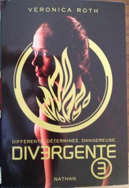. °•. °•. °•. Chronique: Divergente Tome 3  .•° .•° .•° .