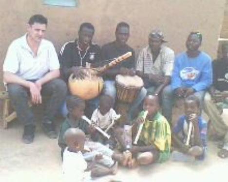Programme culturel au Burkina Faso mars  2012