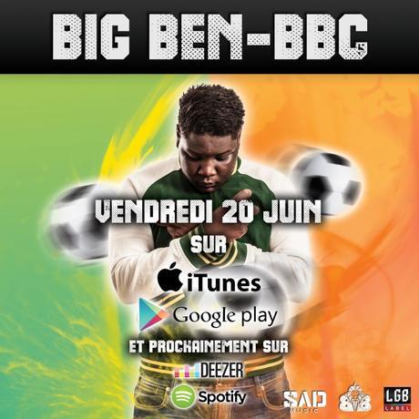BIG BEN - BBC ! Nouveau morceau en ligne !!! Prod by Sad Music