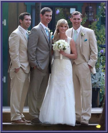 Heather Morris s'est mariée