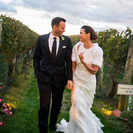Le mariage de Bridget Moynahan