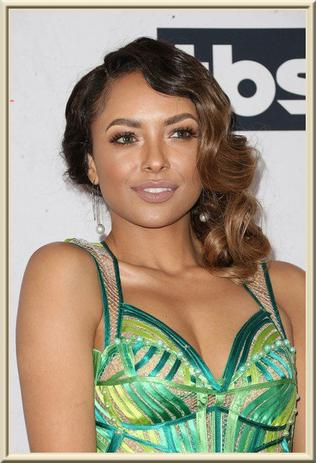 Kat Graham quitte The Vampire Diaries .... mais pas tout de suite!