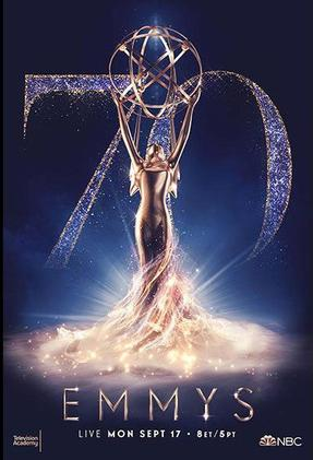 70ème cérémonie des Emmy Awards