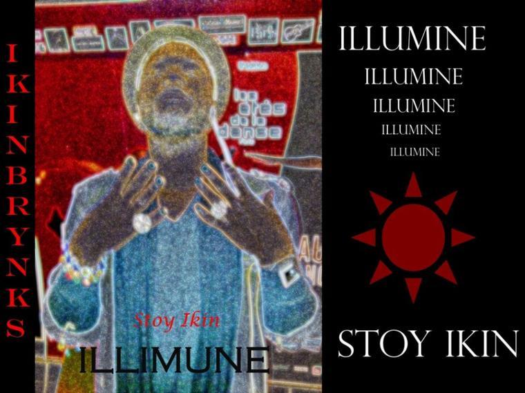 Stoy Ikin Illuminé