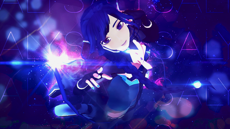 Alys - Vocaloid / Dans mon monde - ALYS (2014)