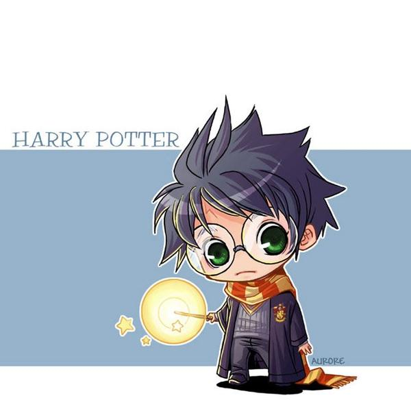 1. Harry Potter
