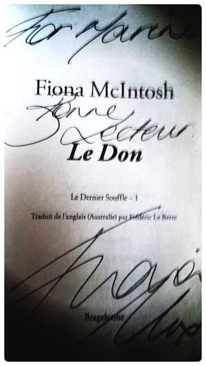 "Saga ""Le Dernier Souffle"""