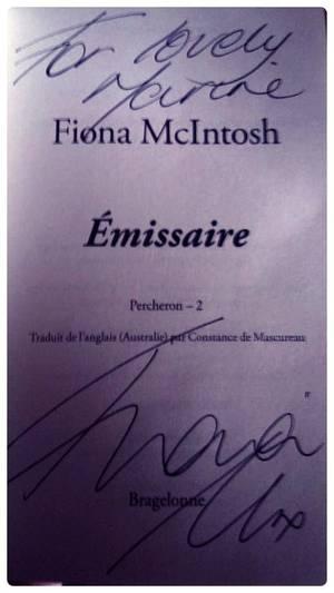Percheron - Fiona McIntosh