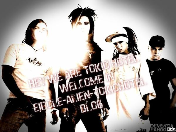 Welcome in Eidole-Alien-TokioHotel blog