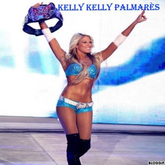 Kelly Palmarès