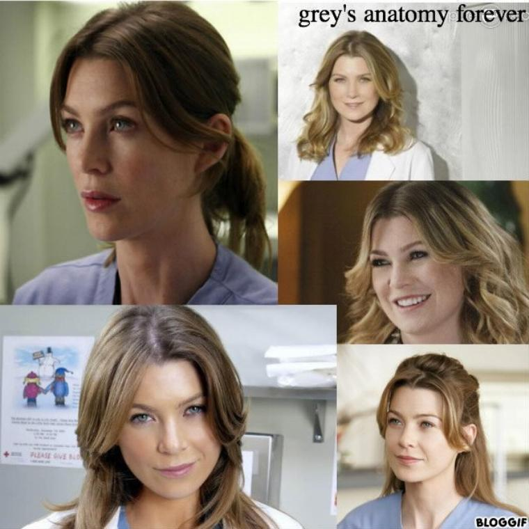 Meredith grey fiche perso !