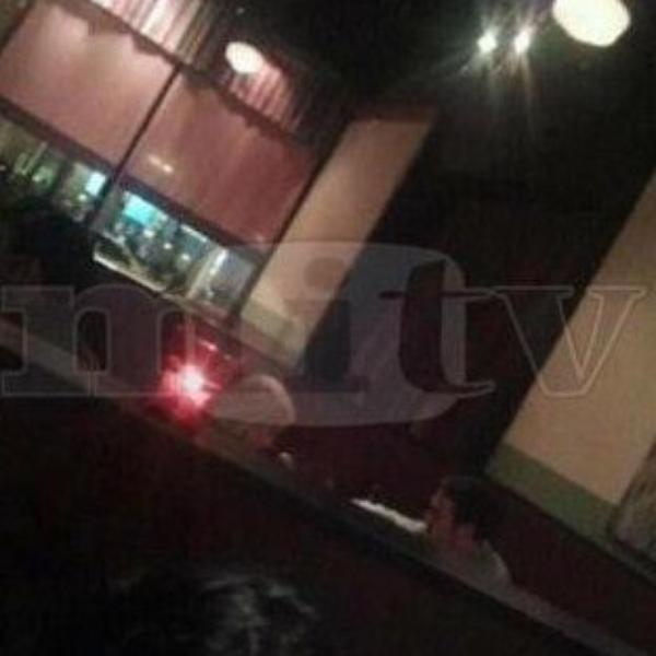 20/03/12 - Lady Gaga et Taylor Kinney ont dinner au restaurant Frontera Grill, puis elle à été aperçue par des par des Littles Monsters dans la voiture.