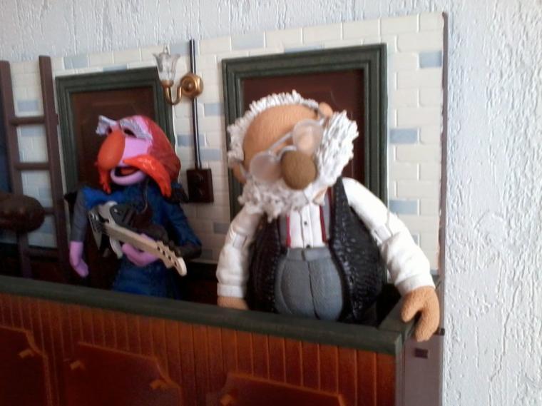Le Théatre des Muppet Show