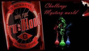 Challenge #1 : Mystery World !