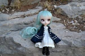 Séance photo en forêt, Melody ♥