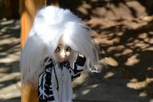 Nouvelle wig pour Azilis !
