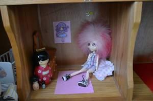 Début de dollhouse