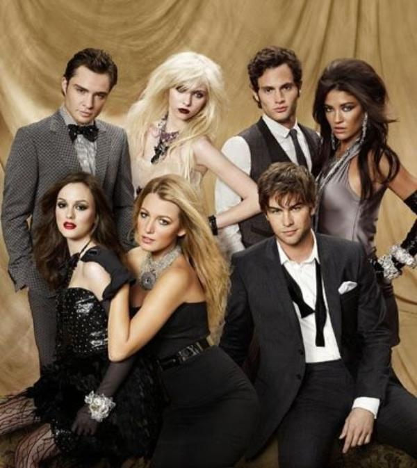 Gossip Girl. Vampire Diaries. ♥