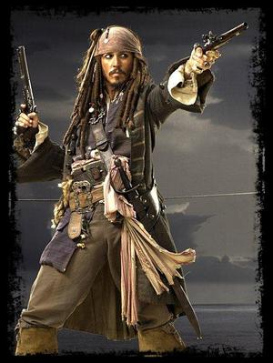 Who is Jack Sparrow ?