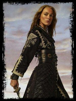 Who is Elizabeth Swann ?