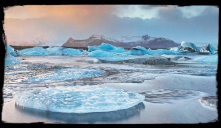 Chapitre 23: Le long de la glace, à l'approche de la fontaine.