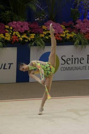 Finale Massues: Senyue Deng(Chine), 6ème
