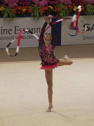 Finale Ruban: Rebecca Sereda (Etats-Unis), 7ème
