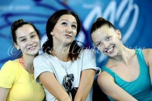 Quelques photos de Kiev avant le début de la compétition