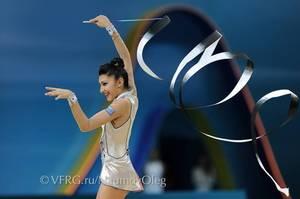 Kiev finales à 24 individuelles: Barbara Filiou, 8ème