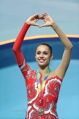 Kiev finales à 24 individuelles: Margarita Mamun, 6ème