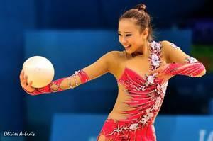 Kiev finales à 24 individuelles: Yeon Jae Son, 5ème