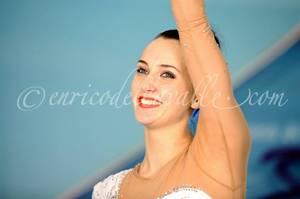 Kiev finales à 24 individuelles: Anna Rizatdinova, 2ème