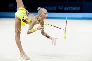 Kiev finales à 24 individuelles: Yana Kudryavtseva, 1ère