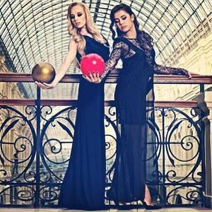 Shooting Margarita Mamun & Yana Kudryavtseva