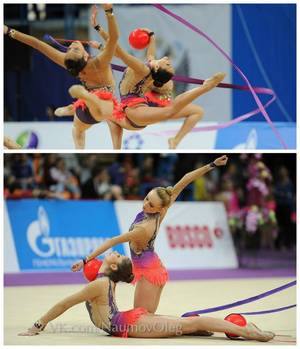 Grand Prix Moscou 2014 - groups