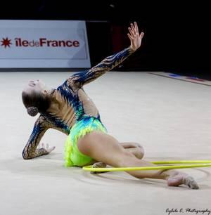 Grand Prix de Thiais 2014 - individuelles séniors ( Melitina Staniouta)
