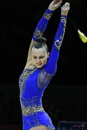 Grand Prix de Thiais 2014 - individuelles séniors ( Anna Rizatdinova)