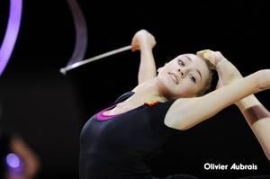 Grand Prix de Thiais 2014 - individuelles séniors ( Maria Titova)