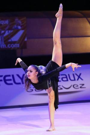 Grand Prix de Thiais 2014 - individuelles séniors ( Margarita Mamun)