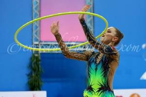 Coupe du Monde Pesaro 2014 - Melitina Staniouta