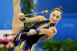 Coupe du Monde Pesaro 2014 - Katsiaryna Halkina