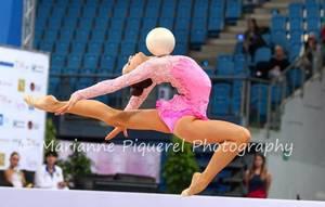 Coupe du Monde Pesaro 2014 - Marina Durunda