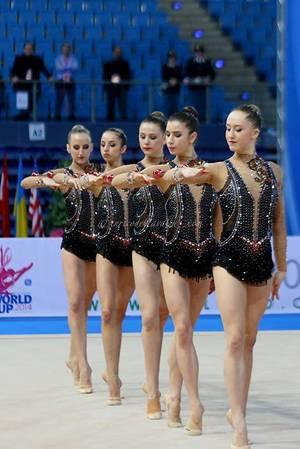 Coupe du Monde Pesaro 2014 - Ensemble d'Italie