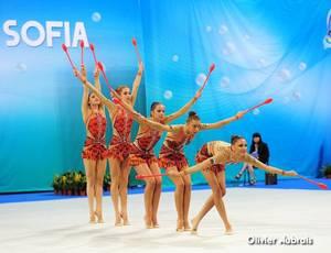 Coupe du Monde de Sofia 2014