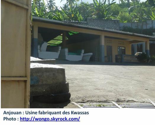 COMORES : LA REVOLUTION KWASSA