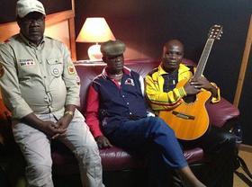 Pour le plaisir des mélomanes Maika Munan et Lutumba Simaro enregistrent un album