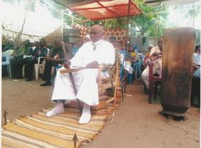Mercredi 2 juillet 2014 à Masina, Bundu dia Bantu Ba Ndombe a célébré  le 308ème anniversaire de la mort de la Prophétesse Kimpa Vita