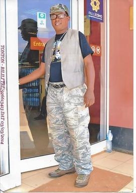 Après un long séjour au Brésil Le chanteur Djuna –Fa de retour à Luanda avant Kinshasa