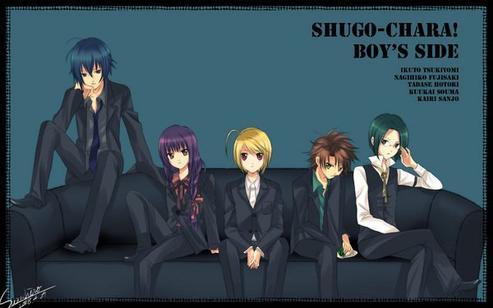 ♥.♦.♣SHUGO CHARA ♥.♦.♣