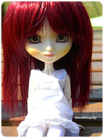 Aiko a un nouveau regard :3